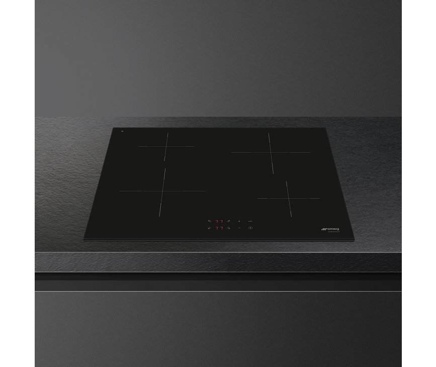 Smeg SI2641D inbouw inductie kookplaat - 60 cm. breed