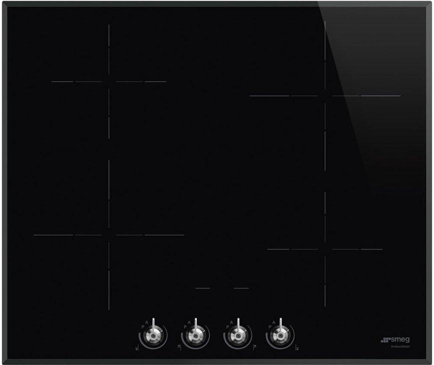 Smeg SI364BM inductie inbouw kookplaat