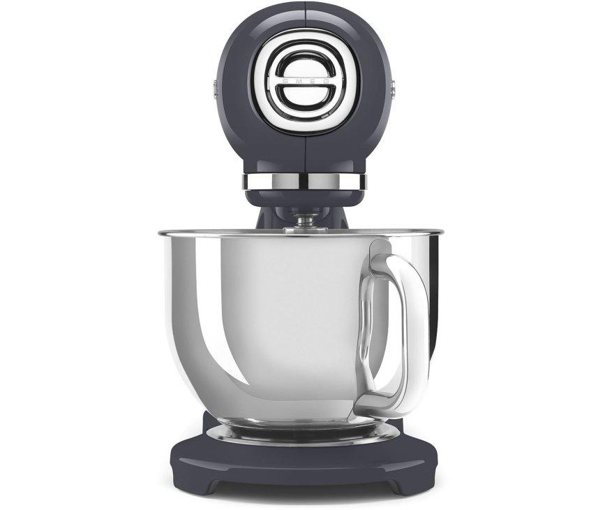 Smeg SMF03GREU keukenmachine - lei grijs