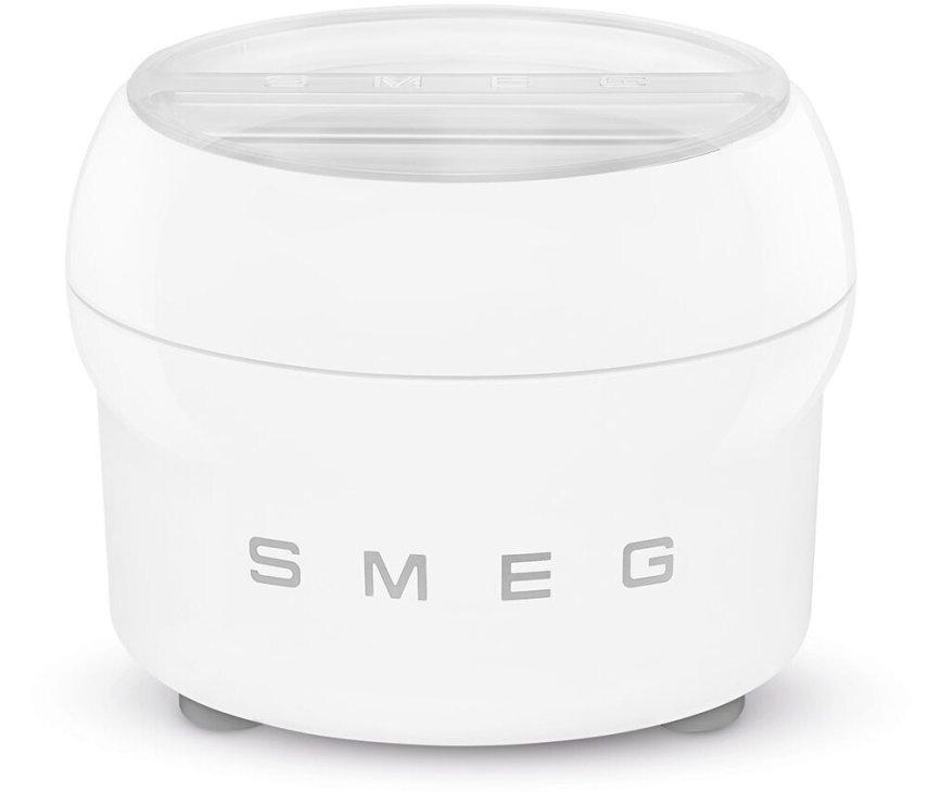 Smeg SMIC01 ijsmachine met accessoires tbv keukenmachine