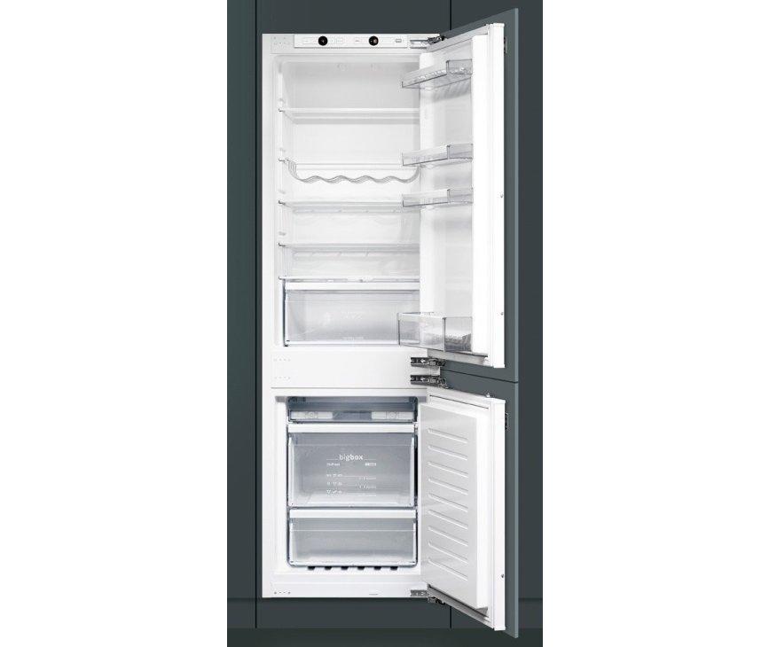 Smeg CID280NF inbouw koelkast