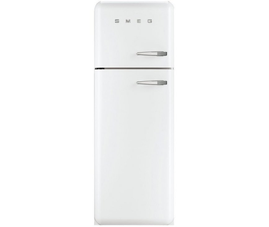 Smeg FAB30LB1 koelkast wit - linksdraaiend
