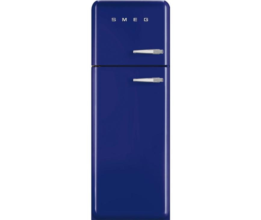 Smeg FAB30LBL1 koelkast blauw - linksdraaiend