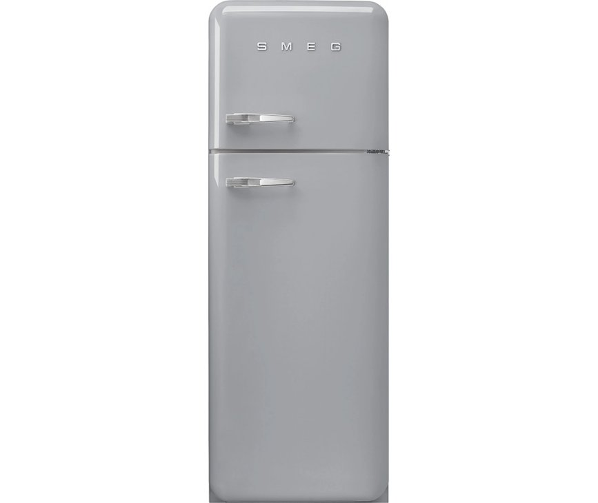 SMEG koelkast zilver metallic FAB30RSV5