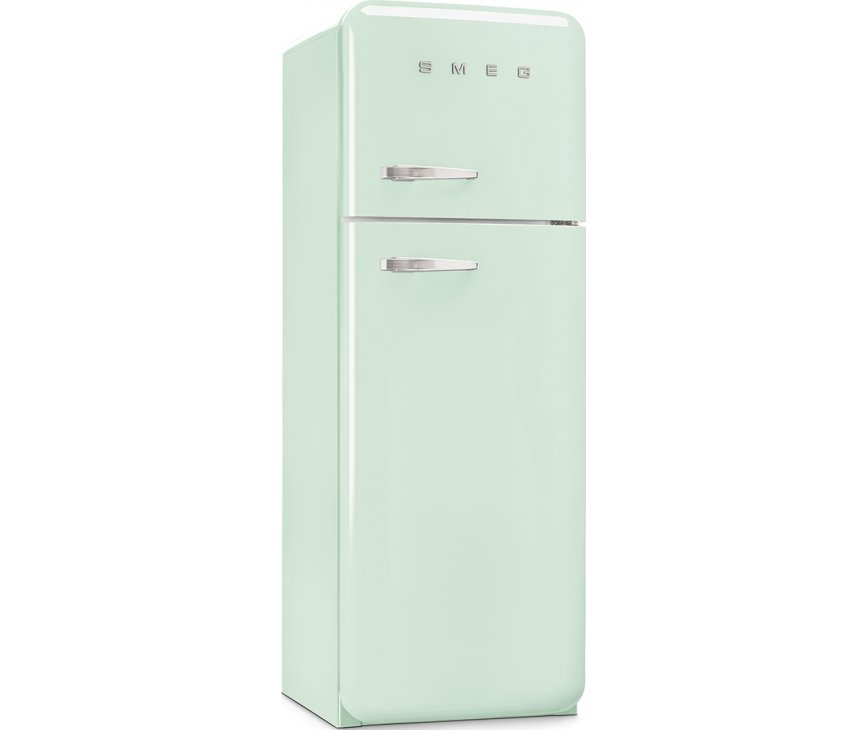 Smeg FAB30RV1 koelkast watergroen - rechtsdraaiend