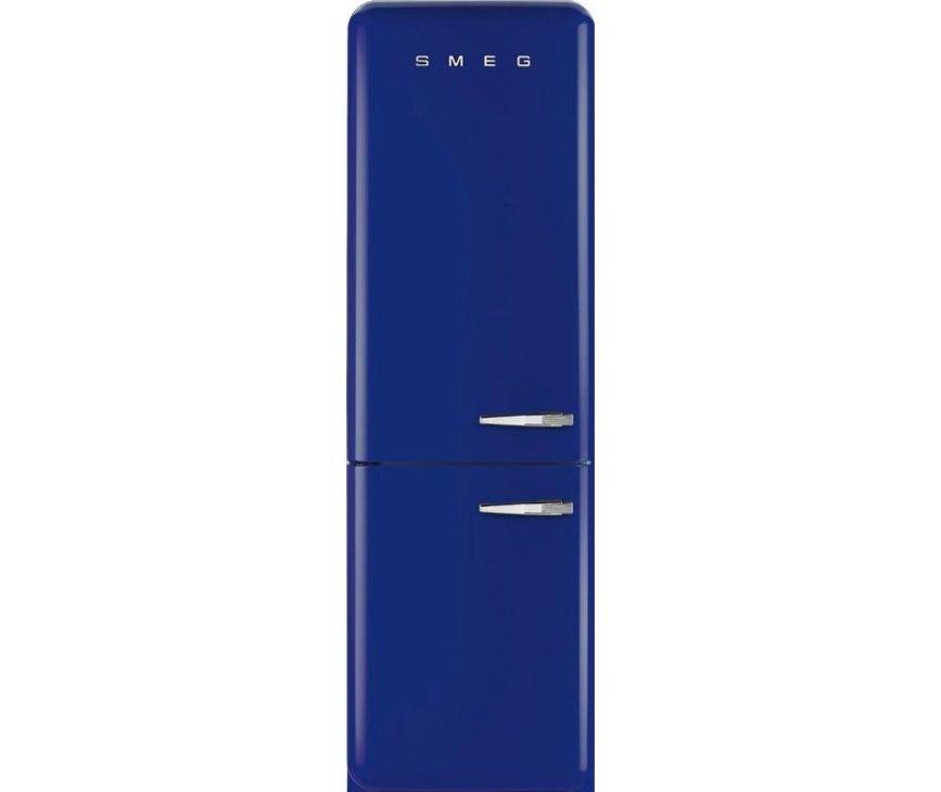 Smeg FAB32LBE3 koelkast donker blauw - linksdraaiend
