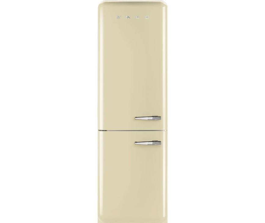 Smeg FAB32LP1 koelkast creme - linksdraaiend