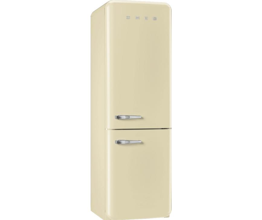 Smeg FAB32RP1 koelkast creme - rechtsdraaiend