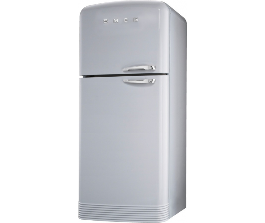Smeg FAB50XS koelkast zilvermetalic - linksdraaiend