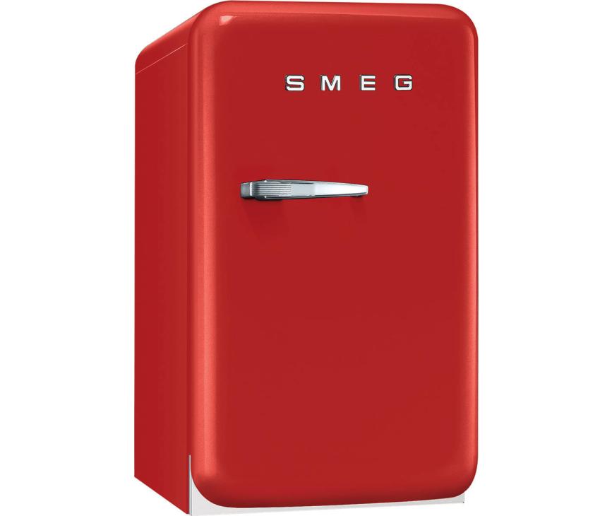 Smeg FAB5RR koelkast rood
