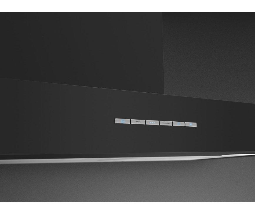 Smeg KBT900NE wand afzuigkap - antraciet