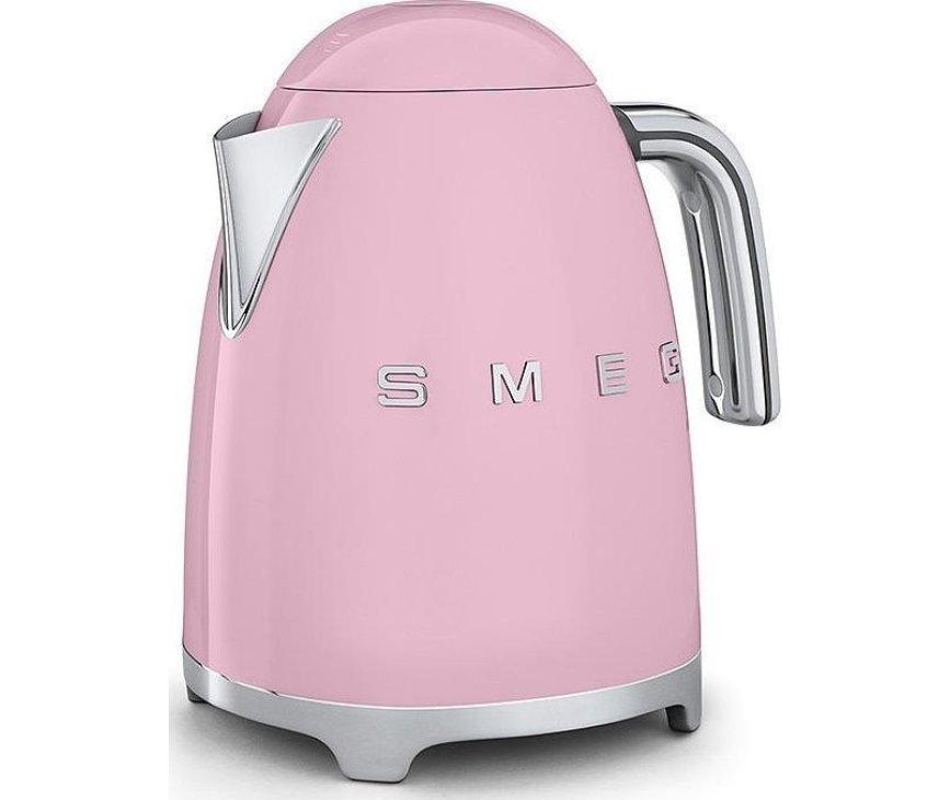 Smeg KLF03PKEU waterkoker roze