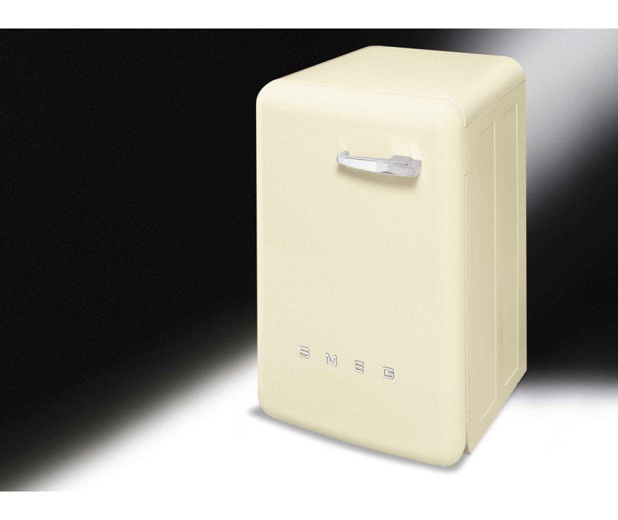 Smeg LBB14CR-2 wasmachine creme