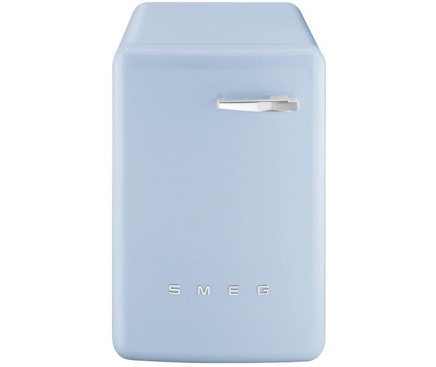 Smeg LBB14PB-2 wasmachine blauw