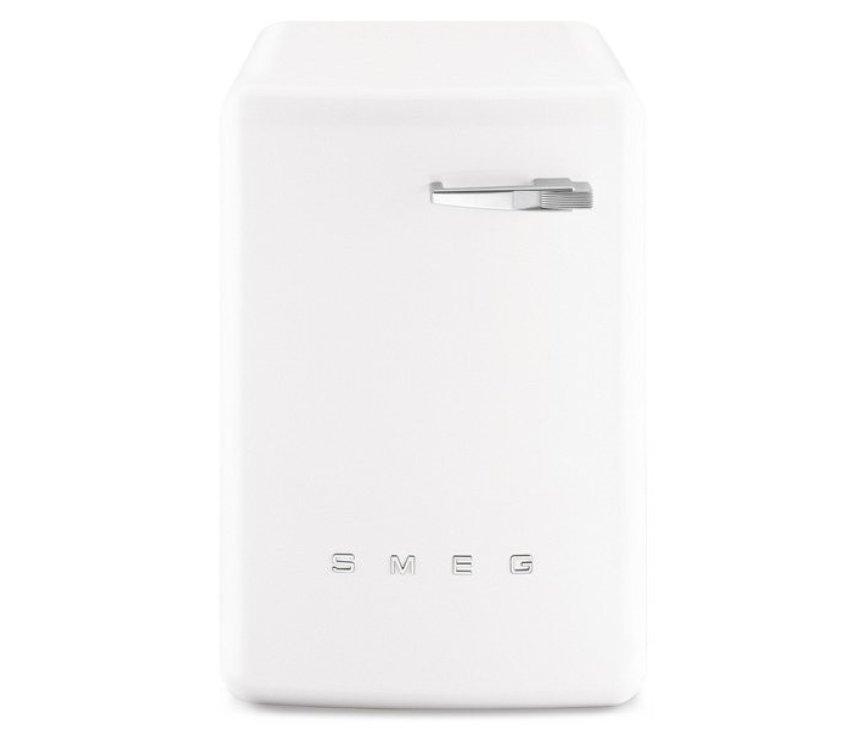 Smeg LBB14WH-2 wasmachine - retro wit