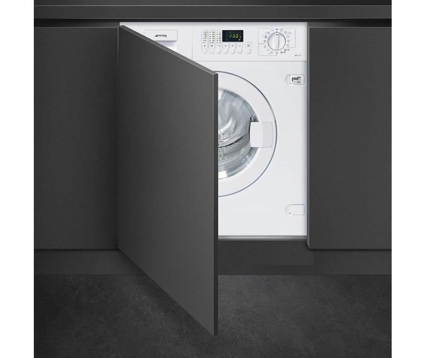 Smeg LST147-2 inbouw wasmachine