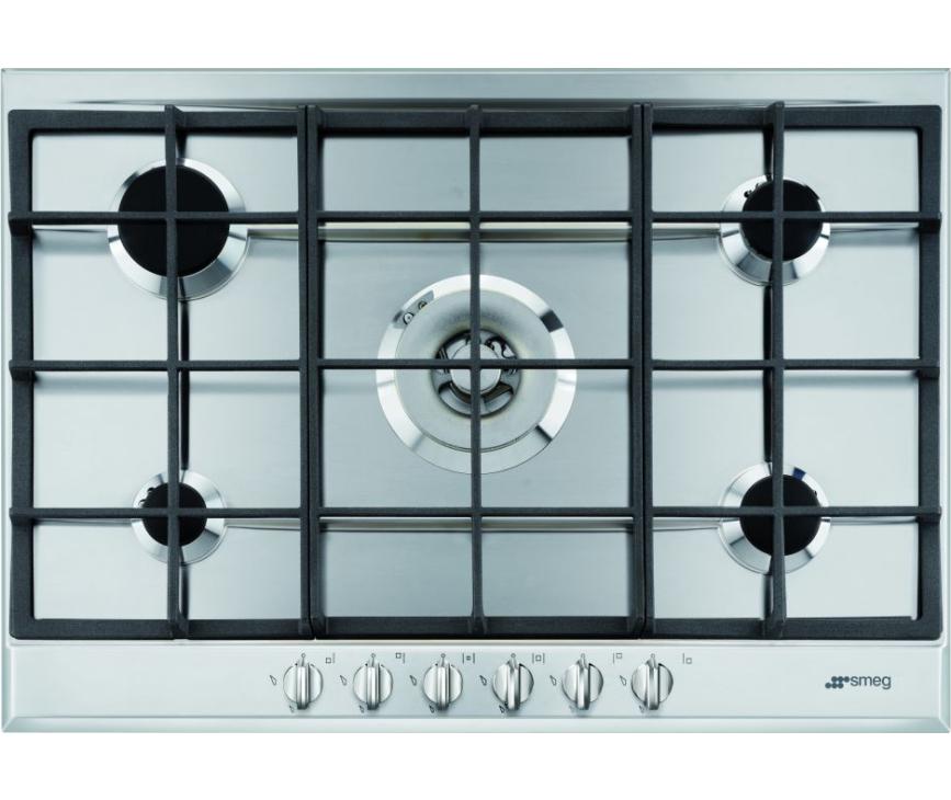SMEG kookplaat inbouw P272XGHNLK