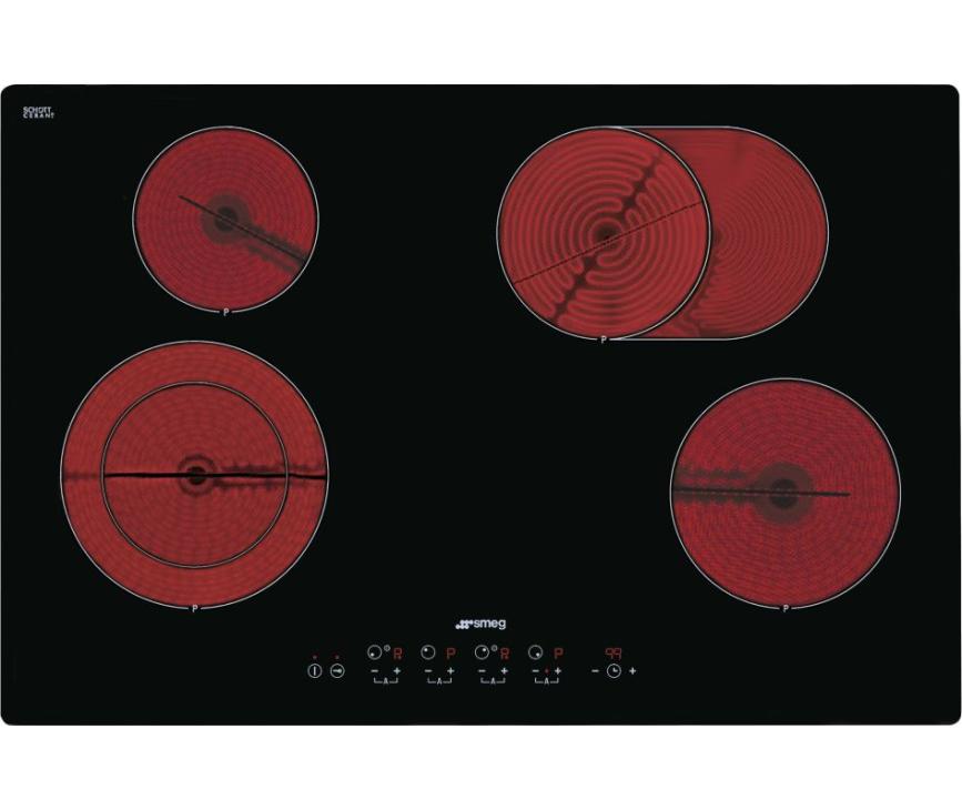 SMEG kookplaat keramisch SE2772TD2