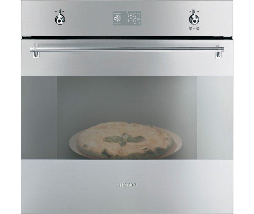 Smeg SF390XPZ inbouw oven