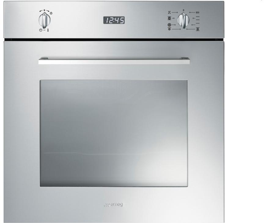 Smeg SF485X inbouw oven