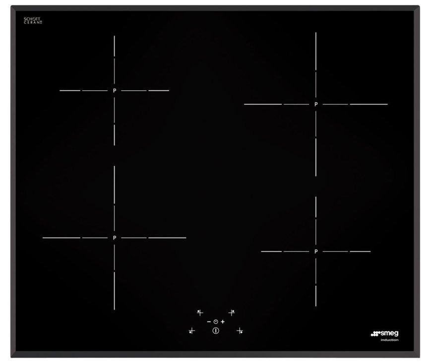 SMEG kookplaat inductie SI5643B
