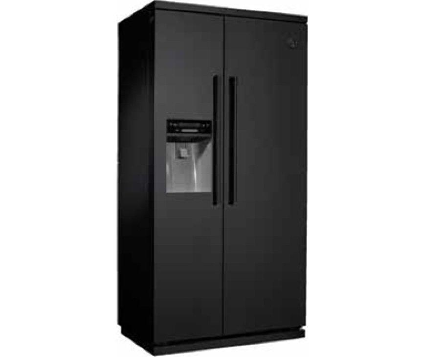 Steel EFR-9 NF Amerikaanse koelkast - mat-zwart