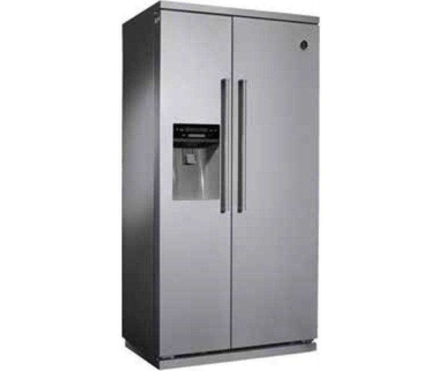 Steel EFR-9 RVS Amerikaanse koelkast - roestvrijstaal
