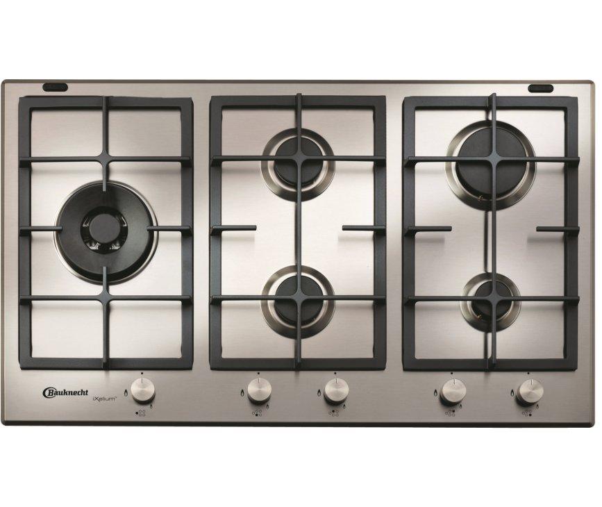 Bauknecht TGW6595IXL inbouw kookplaat