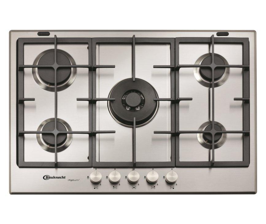 Bauknecht TGW6575IXL inbouw kookplaat