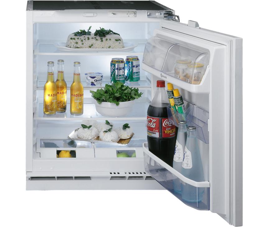 BAUKNECHT koelkast onderbouw URI1441/A+