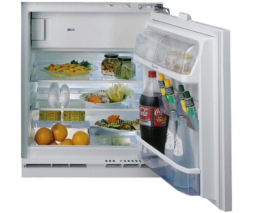 Bauknecht UVI1341/A+ onderbouw koelkast
