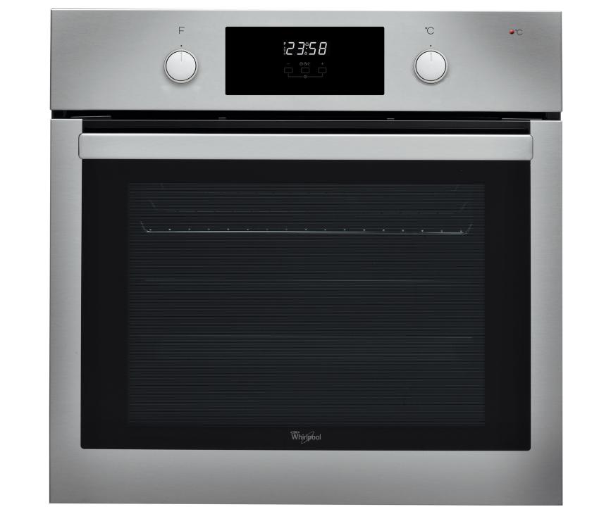 Whirlpool AKP745IX inbouw oven rvs