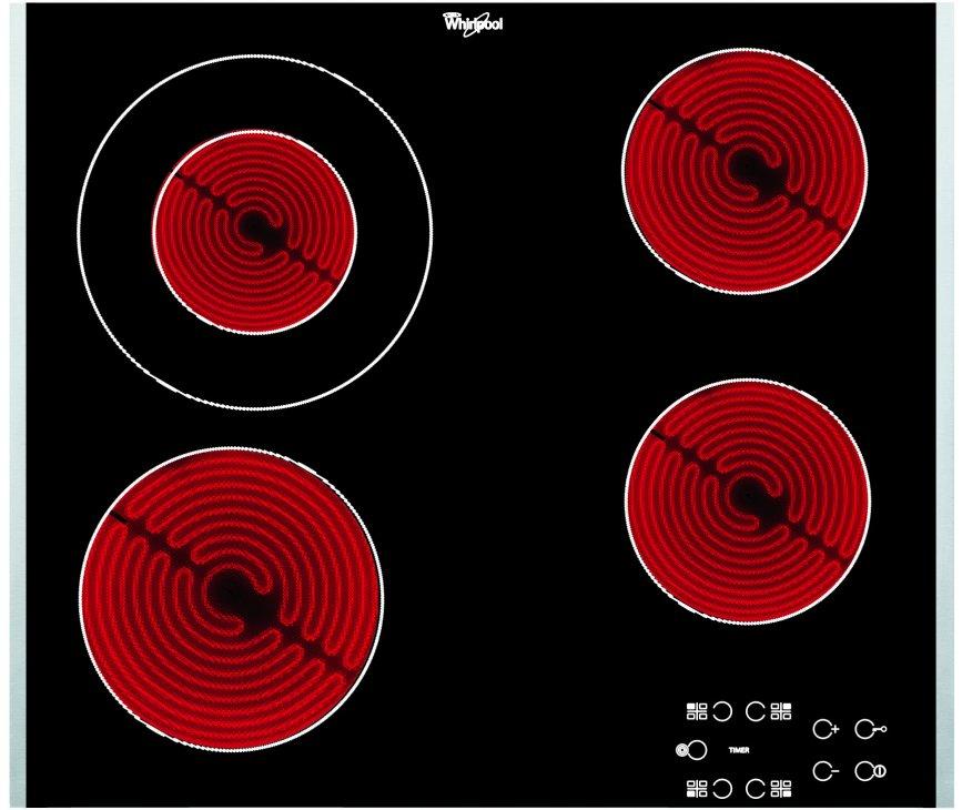Whirlpool AKT8130LX keramische kookplaat