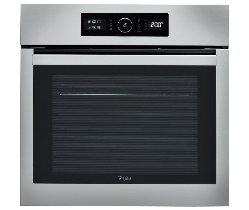Whirlpool AKZ6220IX inbouw oven rvs
