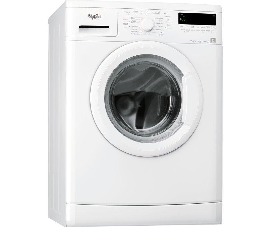 Whirlpool AWO6587SM wasmachine