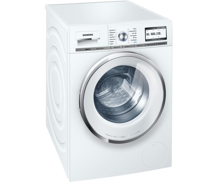 Siemens WM16Y791NL wasmachine - iSensoric