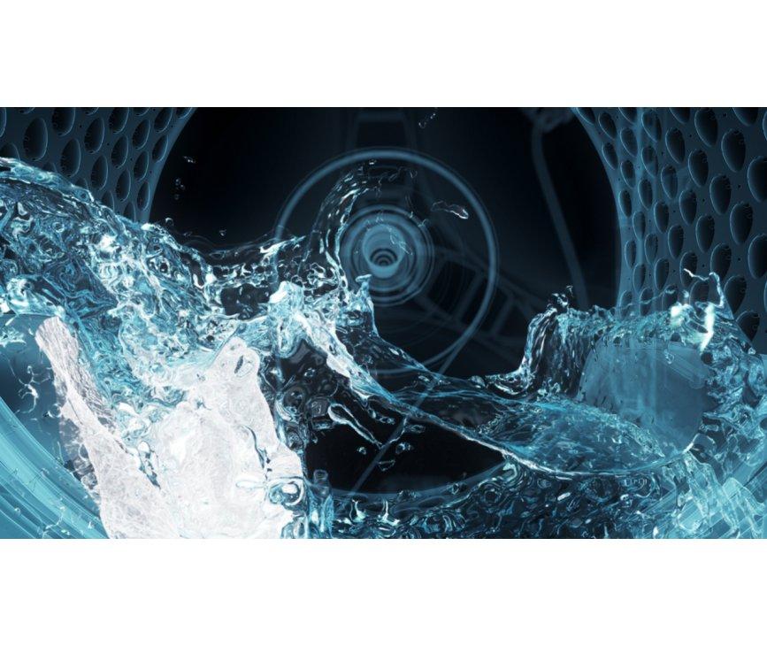 De trommel van de Siemens WM16Y841NL is voorzien van het nieuwe VarioSoft systeem