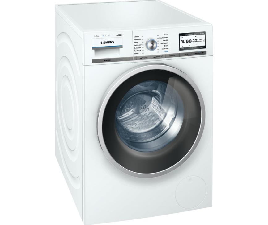 Siemens WM16Y841NL wasmachine - iSensoric