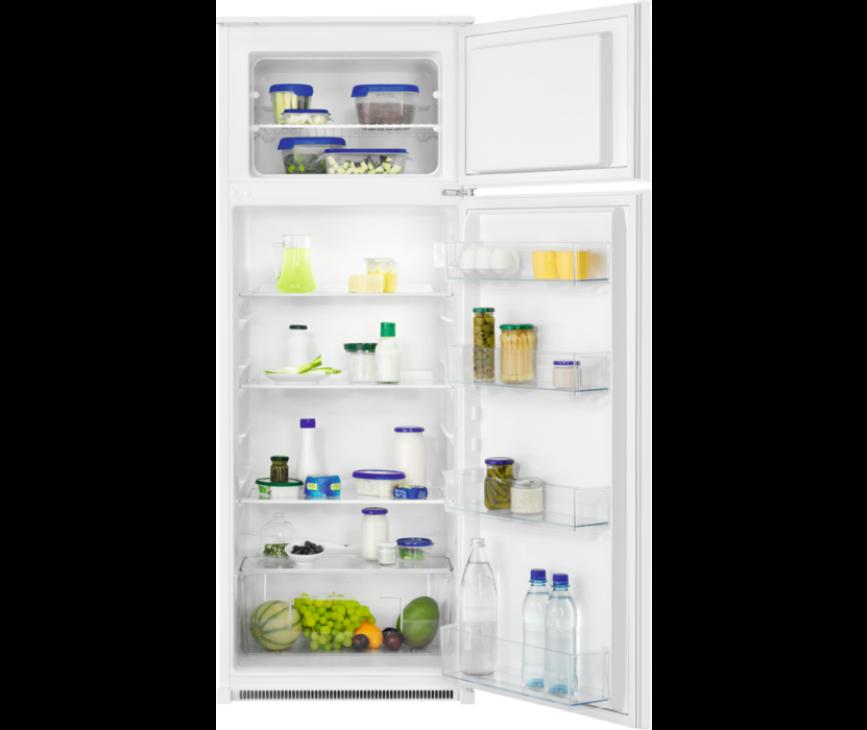 Zanussi ZTAN14FS1 inbouw koelkast - nis 145 cm.