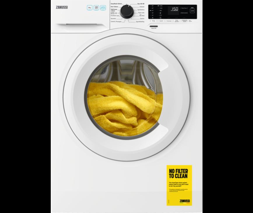 ZANUSSI wasmachine ZWFN866TW