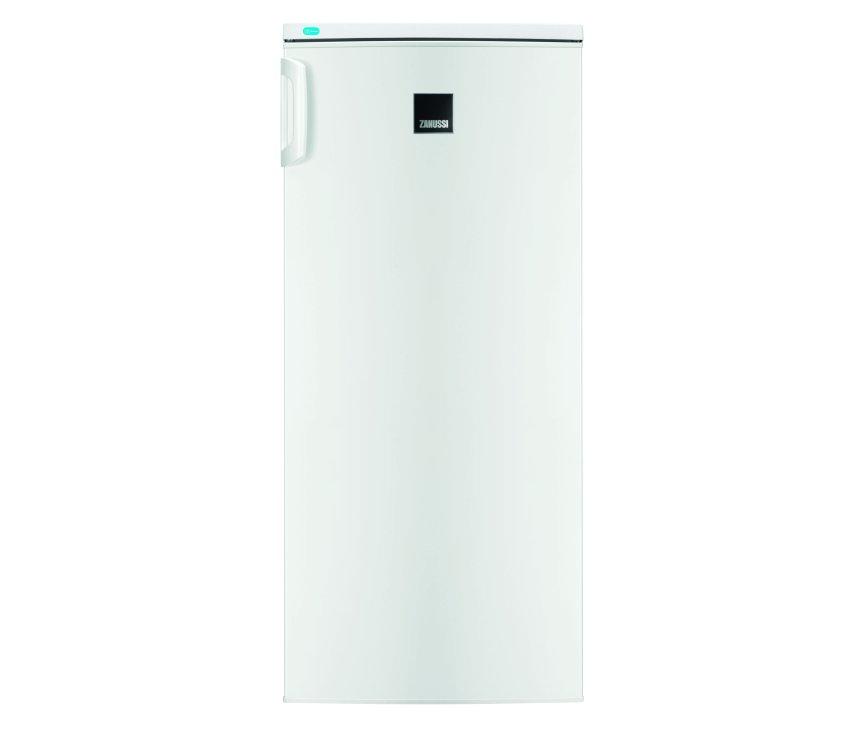 De buitenzijde van de Zanussi ZRA25600WA koelkast