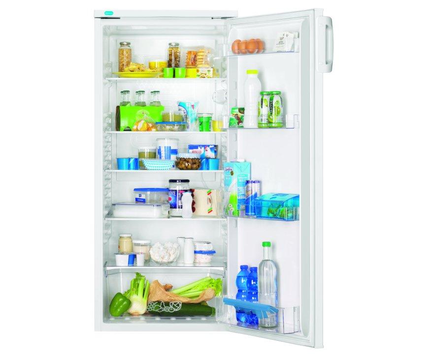 Zanussi ZRA25600WA koelkast