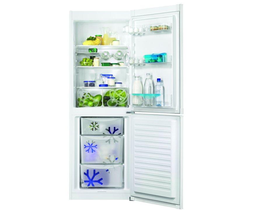 Zanussi ZRB33104WA koelkast