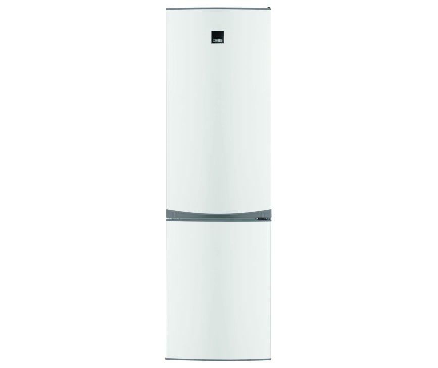 De buitenzijde van de Zanussi ZRB34103WA koelkast