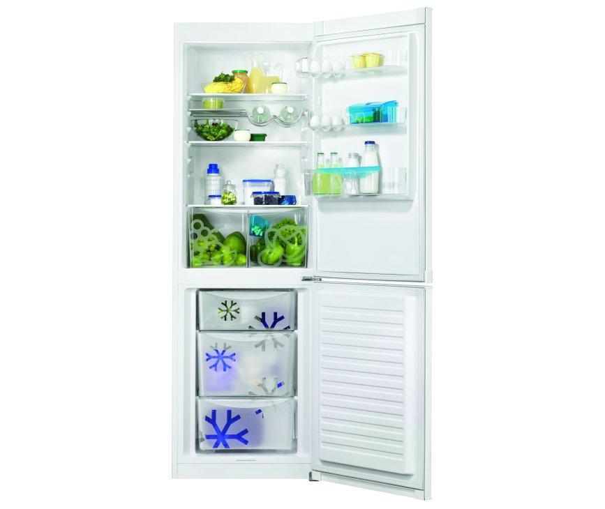 Zanussi ZRB34103WA koelkast