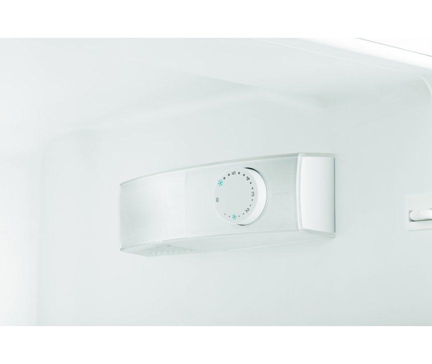 De thermostaat van de Zanussi ZRB34103XA koelkast rvs