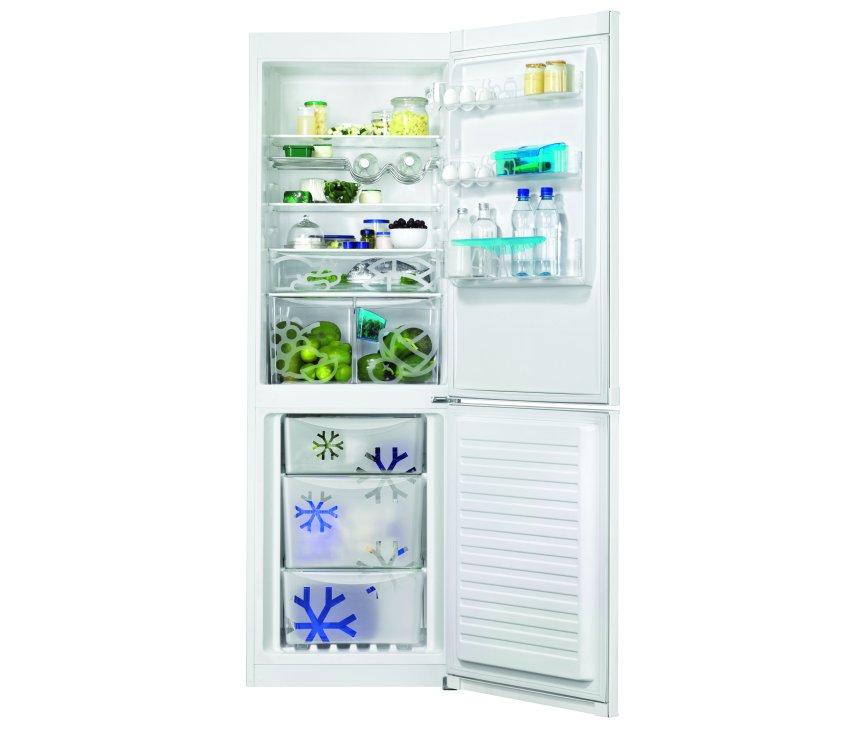 Zanussi ZRB34214WA koelkast