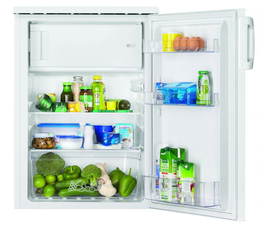 Zanussi ZRG14800WA tafelmodel koelkast