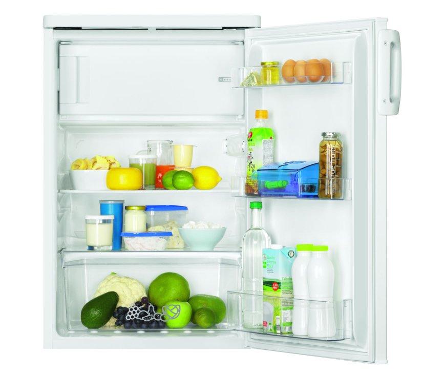Zanussi ZRG15801WA tafelmodel koelkast