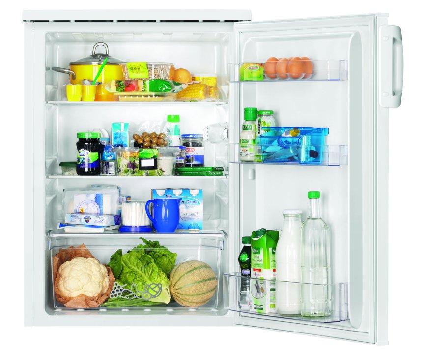 Zanussi ZRG16601WA tafelmodel koelkast